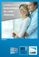 Katalog automatyki do rolet i okiennic Came 2014