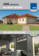 Katalog i cennik bram garażowych Nice 2015