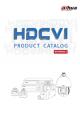 Dahua - systemy monitoringu HDCVI - katalog 2015